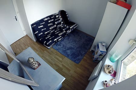 Private room in Luxembourg border - Appartement