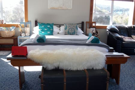 Blue Spur Farmstay - Eco-home - Arahura Valley - House