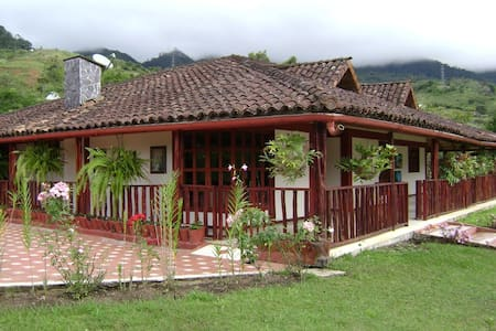 Entire House in the mountains Cali - Borrero Ayerbe - Villa