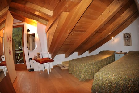 Room in Dimaro - Val di Sole - Apartment