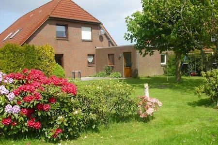 Ferienhaus in Utgast/Nordseeküste - Hus