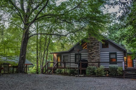 Bit of Heaven on the River - Mineral Bluff - Cottage