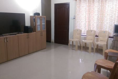 Elegant apartment - entire space - Mysuru - Huoneisto