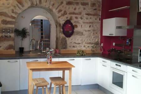 Maisonnette avec jardin - Řadový dům