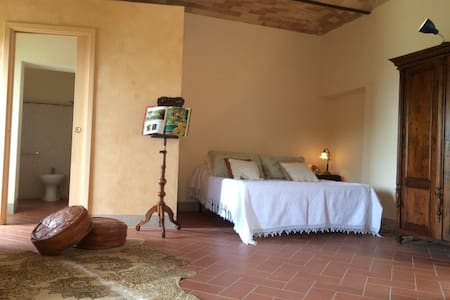 Beautiful apartment in tuscany - Terricciola