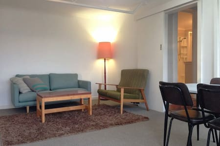 Sunny, family friendly apartment - West Hobart - Lägenhet