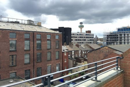 Amazing location lime st Liverpool - Liverpool - Apartment