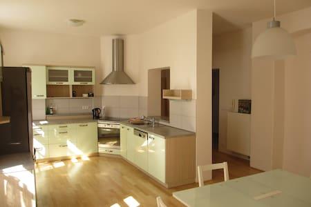 Samostatný moderní byt 100m2 v centru města - Vysoké Mýto