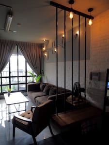 Loft 5F-1 - 前金區 - Lägenhet