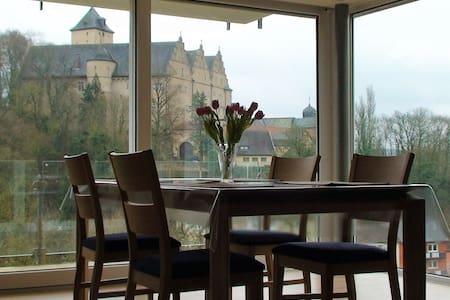 65m² große stilvolle Ferienwohnung - Schonungen - Wohnung