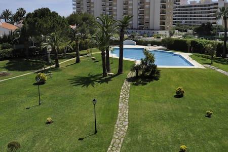 Fantástico apartamento junto al mar y zona verde. - Apartmen