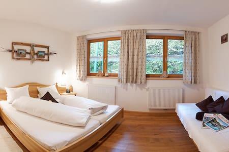 Luftenstein Hinterhorn - Sankt Martin bei Lofer - Appartement