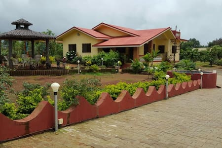 Hill top home nr amby valley - Lonavala - Huis