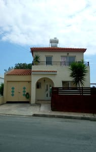 Two Bedroom Villa with Pool - Kissonerga - Villa