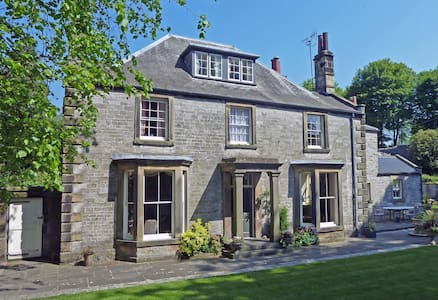 The Old Vicarage B&B - Twin Ensuite - Tideswell - Bed & Breakfast