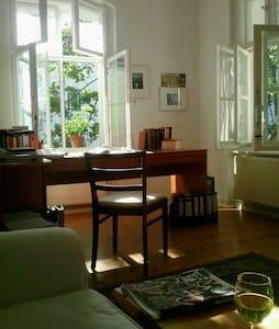 helles,ruhiges,zentrales Apartement - Condominium