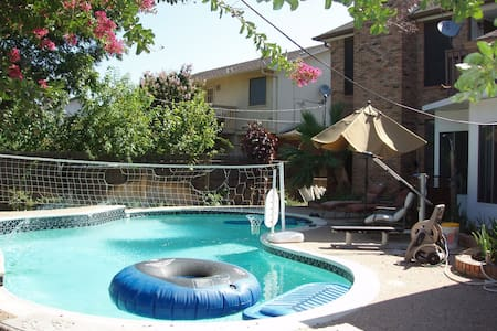 Private room in quiet culdesac - Arlington - House