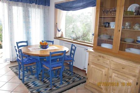 the blue house - San Pantaleo - Wohnung