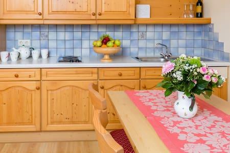 Appartement ALPENGARTEN im Landhaus BIRGBICHLER - Apartment