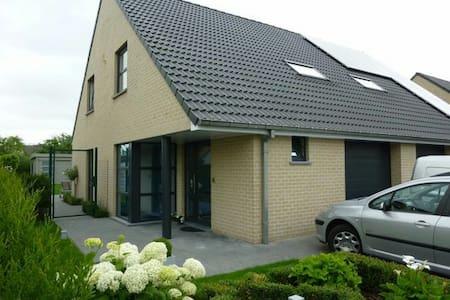 Gezinvriendelijk huis Eeklo tussen Gent en Brugge - Eeklo