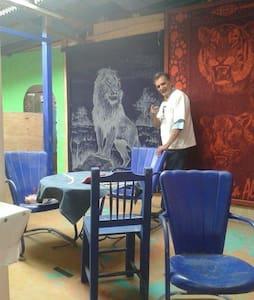 Hostel Villa Solar - Oaxaca - Hus