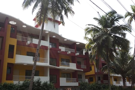 Spacious,Comfy&quiet place nr beach - Appartement