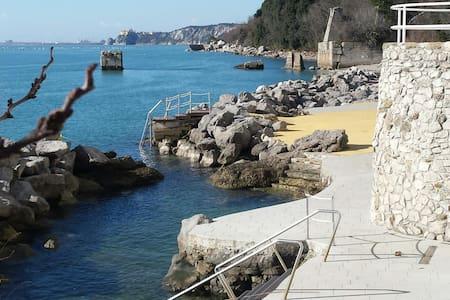 Bellissimo monolocale con spiaggia - Santa Croce Mare - Apartment