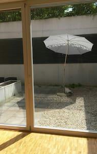 Große, leere Wohnung,gute Anbindung - Zürich - Appartement