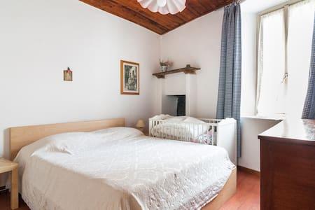 Villa Albertina Appartamento Bianca - Maccagno con Pino e Veddasca - Wohnung