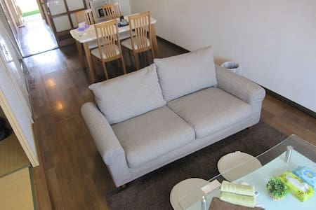 SALE!!Nice view from window.2LDK!! - Toyama - Appartement