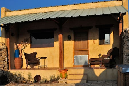 Secluded Terlingua GhostTown Cabin - Terlingua - House