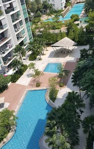 Bright room in resort-style condominium - Singapore - Lyxvåning