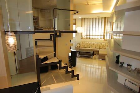Taipei 101 信義路高級住宅區,3 mins to MRT - 台北市信義區 - Apartamento
