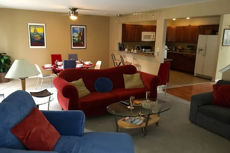 Business /Family Traveler's Depot close to Philly - East Norriton - Huis