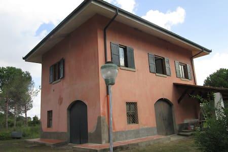 casa da 4 persone tra mare e natura - Giannella