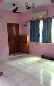 Home-Away from home with swimming pool(no restric) - Chennai - Apartment