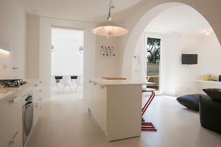 Matrimoniale sulla spiaggia-Double room - San Vincenzo - Maison