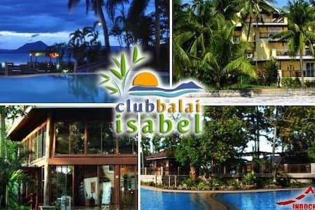 Taal lake front private room - Talisay - Condominio