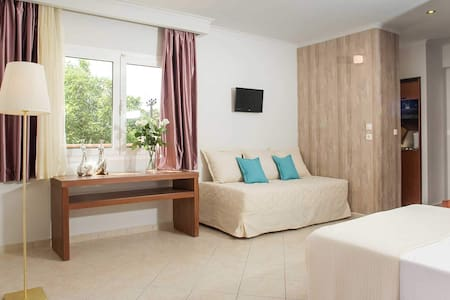 Superior Studio 2-3 persons - Stavros - Bed & Breakfast