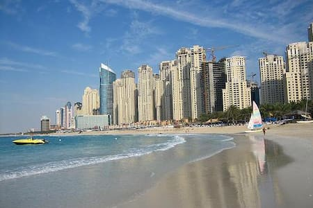 Room with Sea View by the Beach (JBR) - Dubai - Appartamento