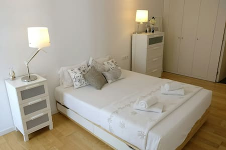 ♥AMAZING STUDIO NEAR THE BEACH WITH SWIMMING POOL♥ - Barcelona - Wohnung
