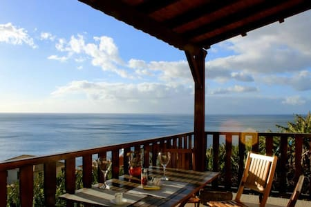Slice of Heaven - 2 Bedroom Holiday Home - Jardim Do Mar - Ev