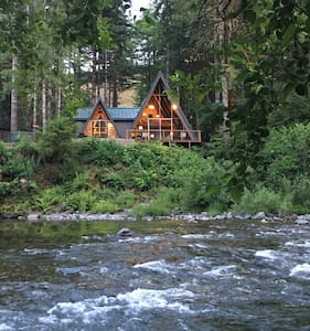 Treehouse on the Little North Fork - Hus
