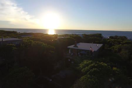Ocean Front Davis Park Home - Patchogue - Casa