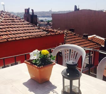 GAY FRIENDLY LOCATION W GREAT VIEW - İstanbul - House
