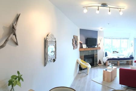 Lovely 1bdr Heart of Whistler Village! - Appartamento