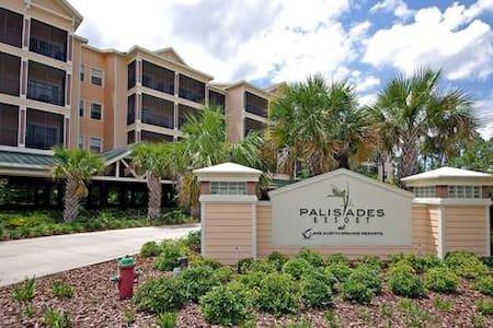 Palisades Resort - Luxury Condo 3B - Apartamento