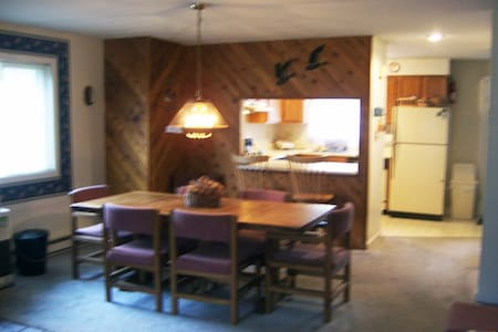White Mountain NH - Vacation Rental - Reihenhaus