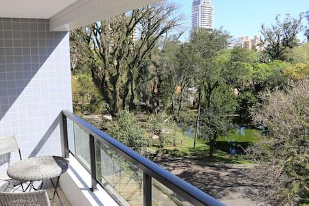 Charmoso Apto no Passeio Público - Curitiba - Apartamento