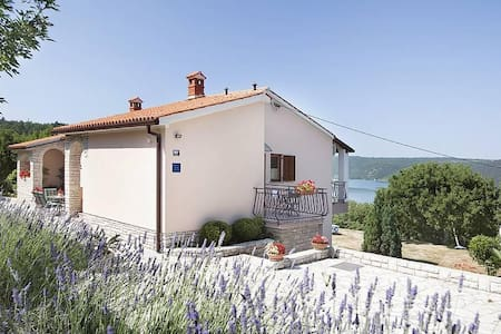 One bedroom apartment with terrace and sea view Trget, Raša (A-7446-a) - Trget - Andere